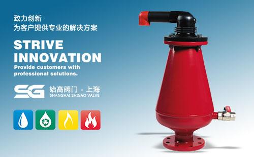 D-020组合式污水排气阀