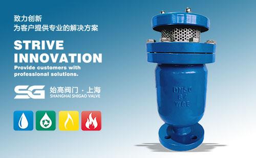 CARX复合式高压排气阀