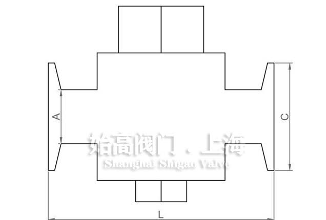 卫生级圆盘式疏水阀尺寸