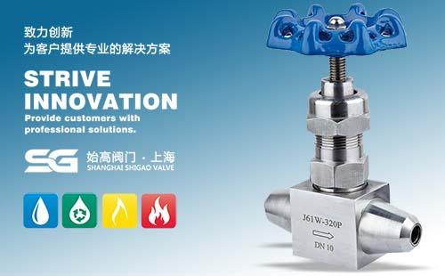J61W-320P对焊针型阀