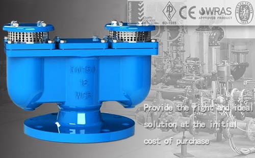 螺旋型微气泡处理器的技术规范