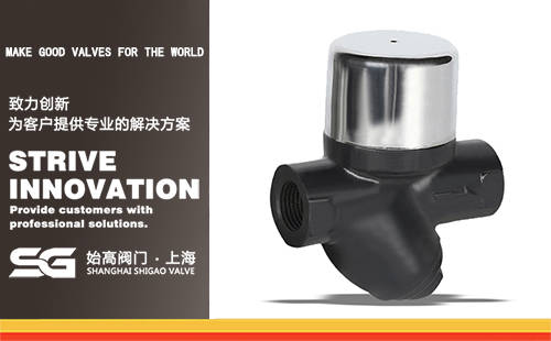 热动力Y型圆盘式蒸汽疏水阀