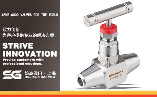 SG-NVF对焊针型阀
