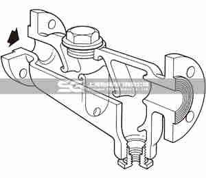 CF41汽水分离器结构图