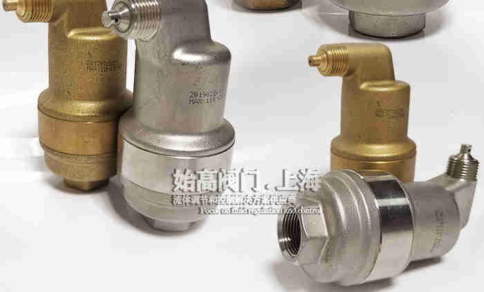 高压不漏液排气阀实物2