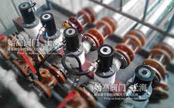 防腐电磁阀项目应用