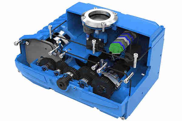电动阀门:电动执行器