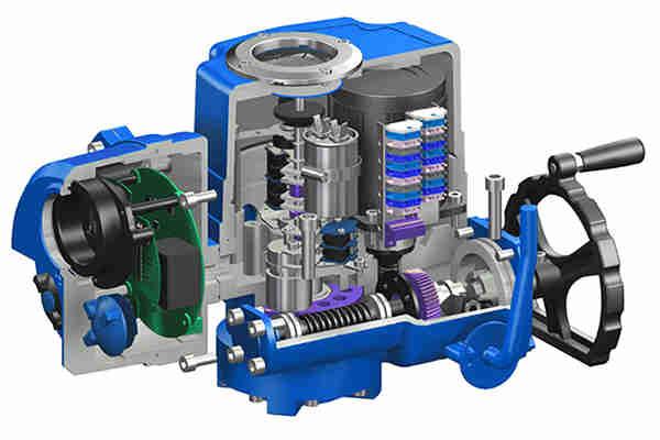 电动阀门:防爆型电动执行器