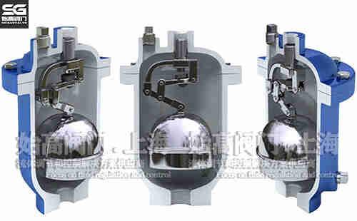 ARVX微量排气阀结构