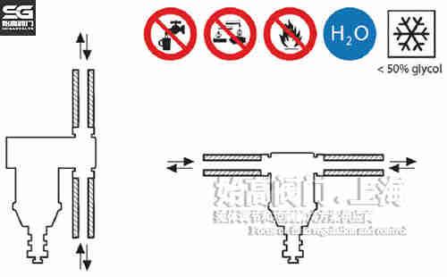 除渣器/除污器安装示意图