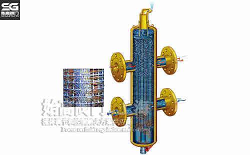 水力平衡器结构
