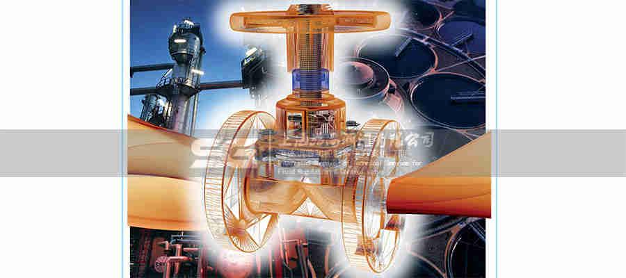 隔膜阀结构图